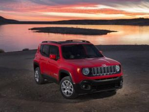Jeep Renegade ��� ����������� � ���