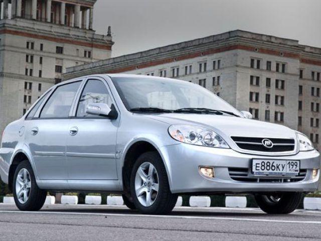 В июне на российском рынке было продано 837 автомобилей lifan