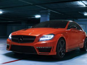 Mercedes-Benz CLS 63 Stealth AMG
