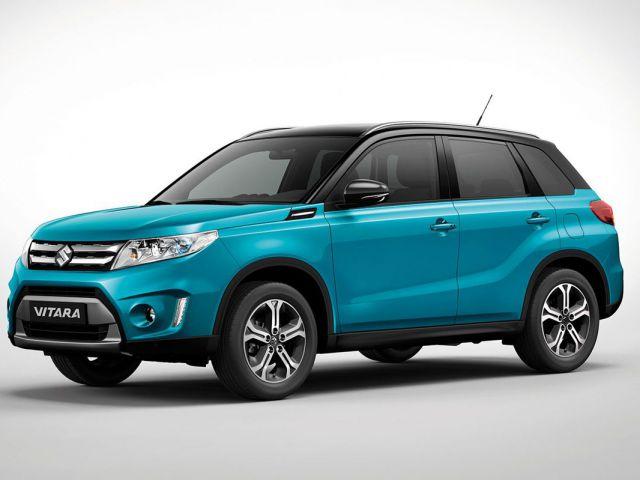 Продажи Suzuki Vitara в России стартуют в августе 132