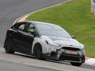 Ford Focus RS будет представлен в Кельне