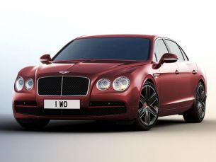 Bentley начала прием заказов на Flying Spur Beluga