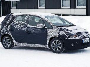 Hyundai ix20 сфотографировали в Швеции